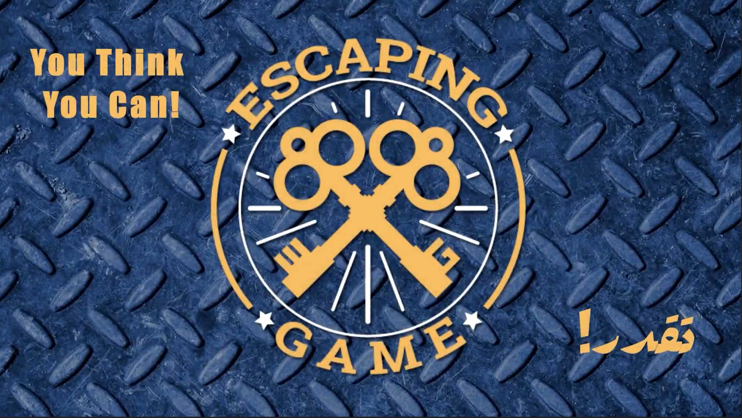 Video Teaser (Escaping Game)